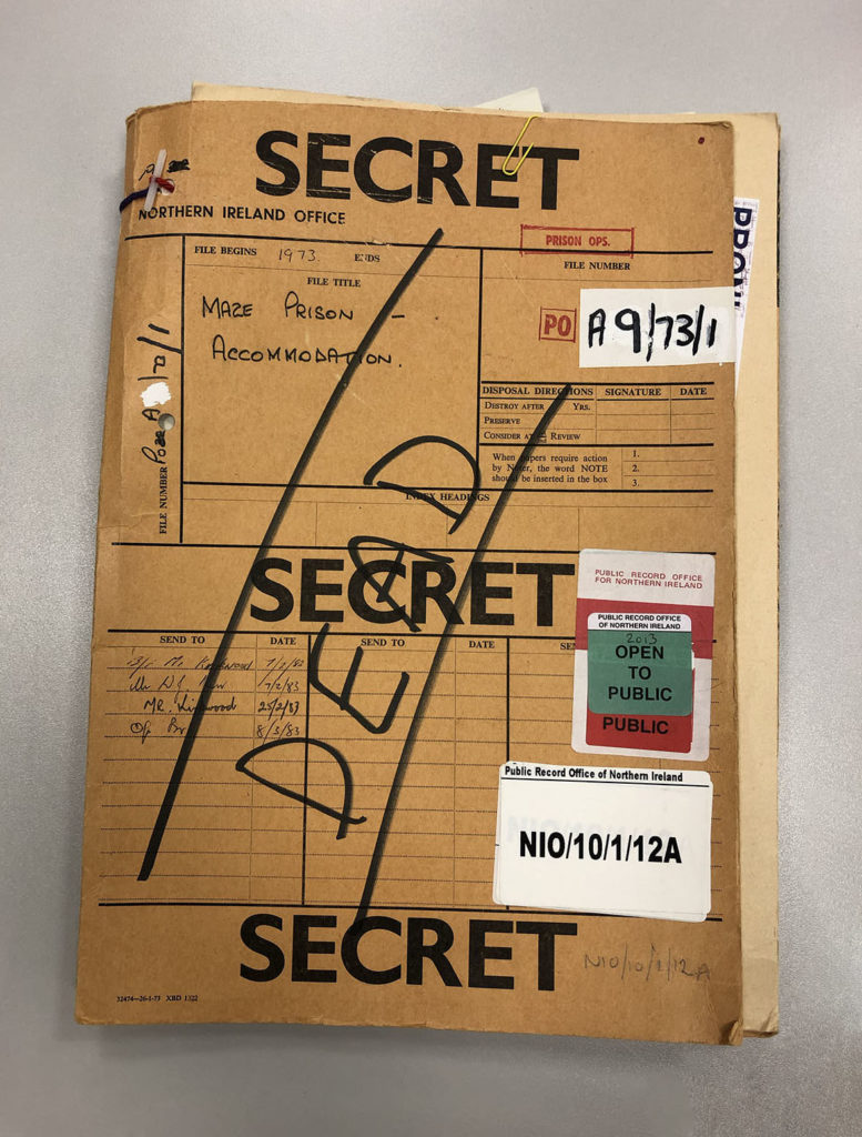 An image of NIO Secret Documents